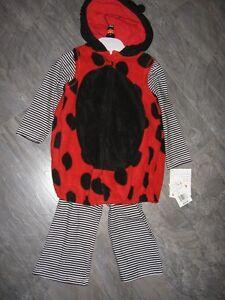 Ladybug Costume - Halloween