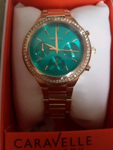 Caravelle Gold Watch for sale