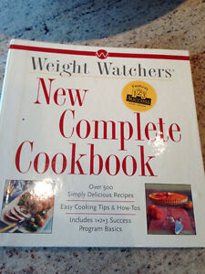 Cookbooks by various chefs ($10 each)