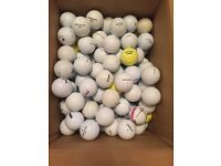 Quality golf balls