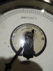 1963 CANADIAN WESTINGHOUSE Amperes LARGE hydro FRANKENSTEIN IT Cambridge Kitchener Area image 7