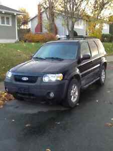 2005 Ford Escape SUV, Crossover St. John's Newfoundland image 1