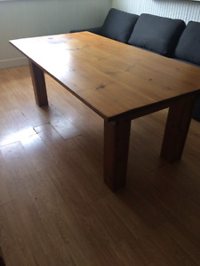 Pine Dinning Table