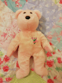Bear pink ~ TY (34cm)