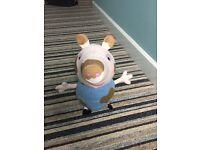 George pig muddy puddles plush talking soft toy