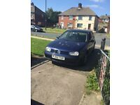 Golf 1.9 tdi diesel swap for moped bike 125 50cc