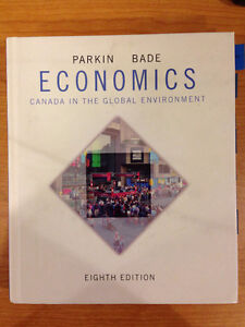 Economics Canada in the Global Environment