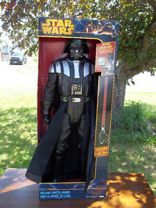 Star Wars Deluxe Darth Vader With Light and Sound