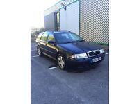 Skoda Octavia estate 1.9TDI
