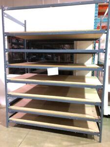 Warehouse Racks and Shelving - Liquidation