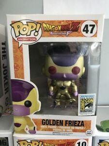 "DBZ GOLDEN FRIEZA ""Red Eye"" Funko POP"