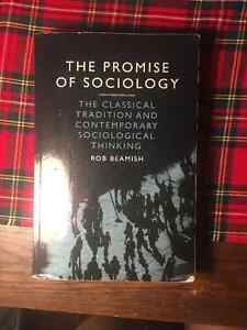 The Promise of Sociology Kingston Kingston Area image 1