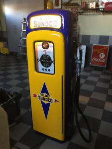 Coke Pepsi Coca Cola Vendo pompe a gas