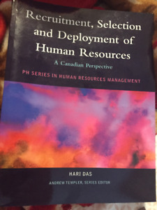 Recruitment, Selection and Deployment of Human Resources: