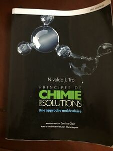 Chimie des solutions  Nivaldo