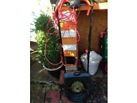 Sovereign hover lawn mower good condition