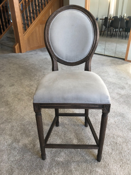 Restoration Hardware Counter Stools Chairs Amp Recliners