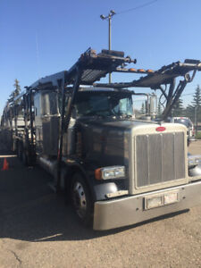 2007 Peterbilt Car Hauler