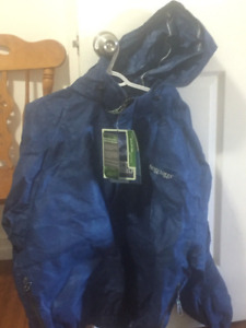 Frogg toggs water proof jacket