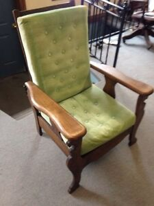 Antique Morris Recliner Chair Stratford Kitchener Area image 1