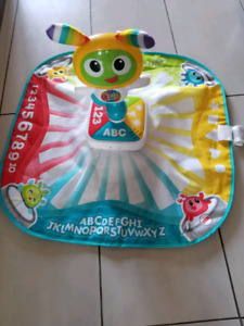 Tapis fisher price bebo