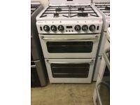 Stoves white Gas Cooker, 55cm