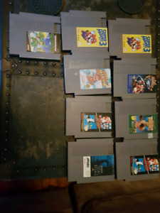 Loose Nes Games