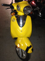 TNG Milano Scooter 150cc