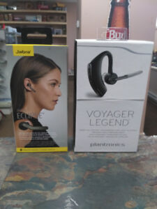 Jabra Eclipse & Voyager Legend Wireless Blue-Tooth Head-Sets
