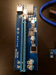 Extension PCi express pcie 1x 16x