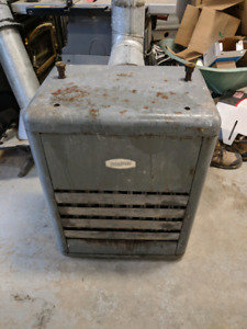 Old school Suthernaire Garage/Shop Heater