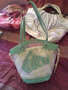 GUESS purse tote bag handbag sacoche sac a main