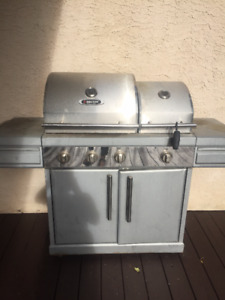 BBQTek barbeque