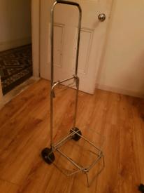 Fold up trolley