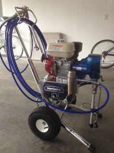 Graco GMAX 3400 Standard Series Gas Air Sprayer