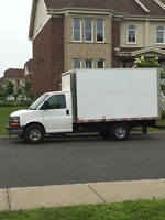 Offre pour livrer/déménager meubles