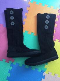 Genuine Cardi Ugg Boots size 5.5