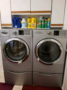 Washer & Dryer Great Working Condition!