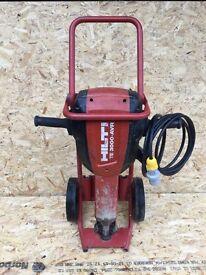 Hilti TE 3000 AVR Heavy Duty Concrete Breaker 110v