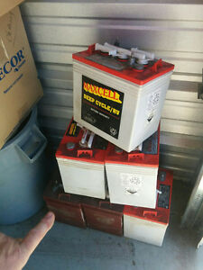 Make cold hard CASH for old batteries plus free pickup!