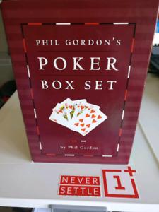 Poker Books - Phil Gordon's Box Set