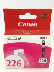Canon CLI-226 Magenta Ink Cartridge CLI-226M  Genuine New