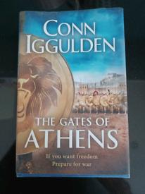 Conn Iggulden - The Gates of Athen Hardback