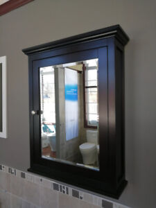 Framed mirror and mirror cabinet on sale!! Brand new !