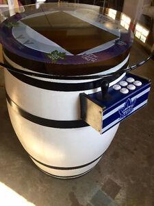 Wine Barrel Arcade Machine **500+ Games with warranty** London Ontario image 8