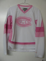 MONTREAL CANADIENS YOUTH/ADULT FEMALE HOCKEY JERSEY OFFICIAL