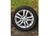 VW, SKODA,SEAT,AUDI ALLOY WHEEL