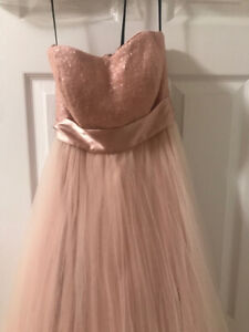 Baby pink prom dress, Perfect Condition