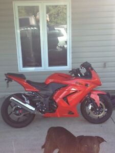 2009 Kawasaki ninja 250r need to sell best offer takes it