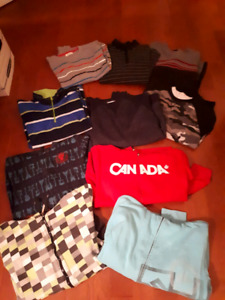 Boys sz 14 fall-winter clothes